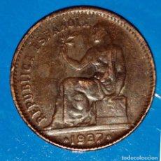 Monedas República: MONEDA 50 CENTIMOS REPUBLICA ESPAÑOLA 1937. Lote 212560310