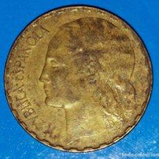 Monedas República: MONEDA 1 PESETA 1937 REPUBLICA ESPAÑOLA. Lote 212561088