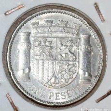 Monedas República: 1 PESETA 2ª REPÚBLICA PLATA SILVER. Lote 214773031