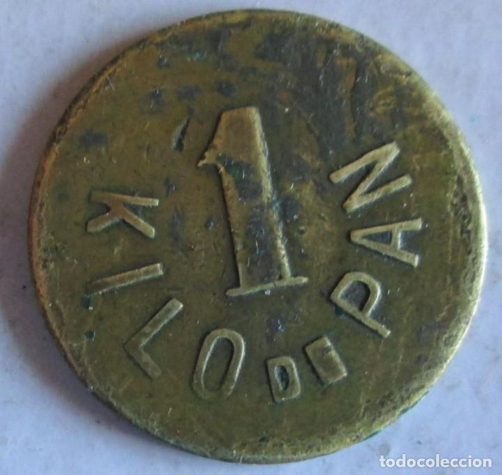 Monedas República: BASAURI -1 K -DE PAN - Foto 2 - 216419965
