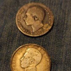 Monedas República: MONEDAS 1 PESETA ANTIGUA. Lote 216628421
