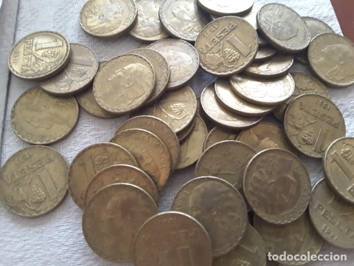 LOTE MONEDAS (Numismática - España Modernas y Contemporáneas - República)