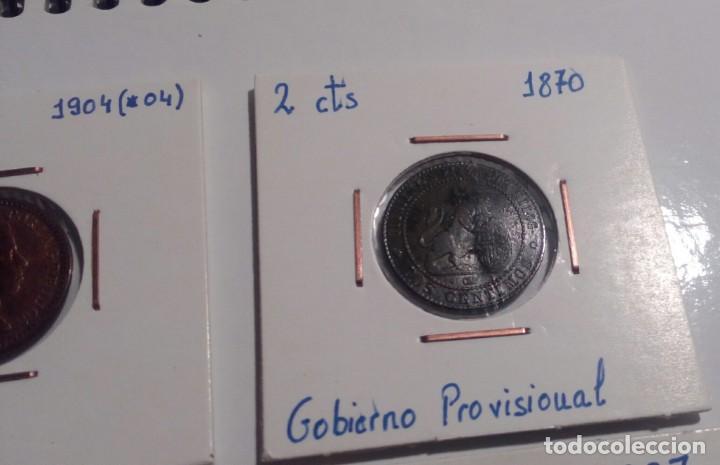 Monedas República: LOTE DE 10 MONEDAS ANTIGUAS - Foto 5 - 218235520