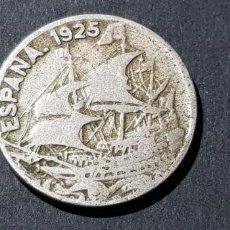 Monedas República: 25 CÉNTIMOS 1925 MBC. Lote 221444743