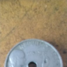 Monedas República: 25 CTMS DE PESETA 1934. Lote 221806815