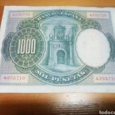 Monedas República: BILLETE DE 1000 PESETAS DE 1925. MUY BIEN CONSERVADO. Lote 221841305