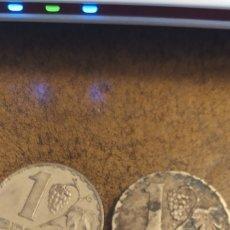 Monete Repubblica: 1 PESETA 1937 (2). Lote 221860830