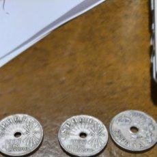 Monedas República: LOTE 25 CTMS 2927-37. Lote 223735472