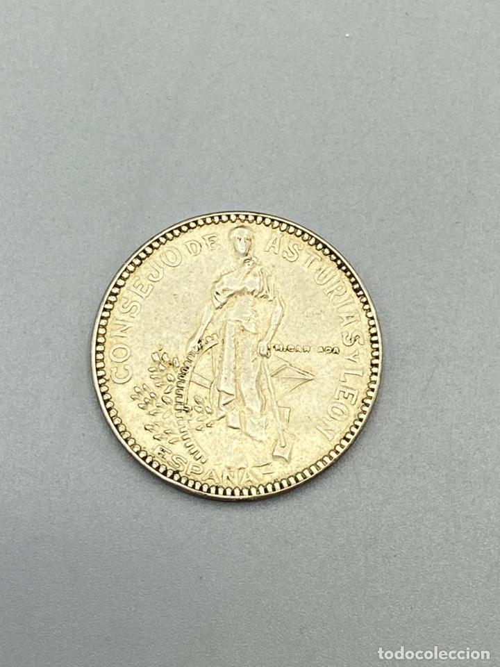 Monedas República: MONEDA. CONSEJO DE ASTURIAS Y LEON. 2 PESETAS. 1937. S/C. VER FOTOS - Foto 2 - 224154246
