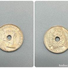 Monedas República: MONEDA. ESPAÑA. REPUBLICA ESPAÑOLA. 25 CENTIMOS. 1934. S/C. VER FOTOS. Lote 224305240