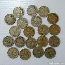 Monedas República: 25 CÉNTIMOS DE 1925 LOTE DE 20 MONEDAS.. Lote 226279155