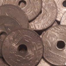 Monedas República: 25 CENTIMOS 1938 SC- (1 PIEZA). Lote 226346380