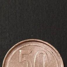 Monedas República: 50 CÉNTIMOS 1937 ORLAS CUADRADAS. Lote 226352550