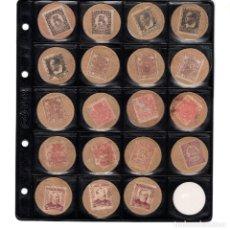 Monedas República: 19 MONEDAS DE CARTÓN DE LA GUERRA CIVIL. Lote 231068770