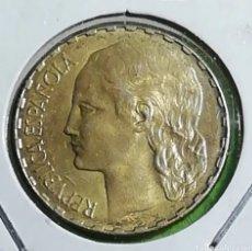 Monedas República: ANTIGUA PESETA DE LA REPUBLICA ESPAÑOLA DE 1937 EN MUY BUEN ESTADO DE CONSERVACIÓN. Lote 232193955