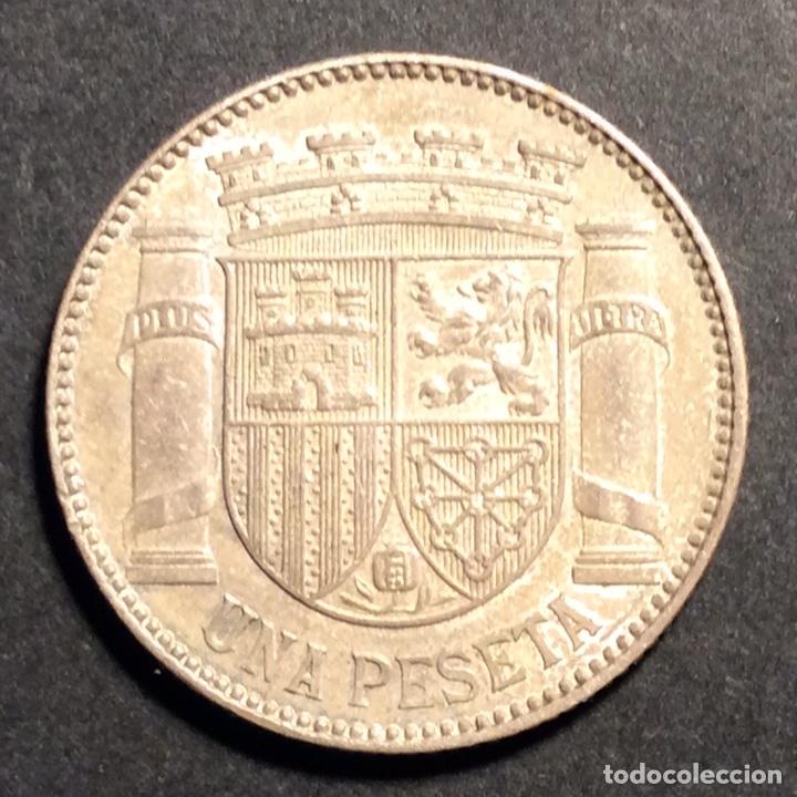 Monedas República: 1 Peseta Republica Española 1933. *3=4. - Foto 4 - 233001810