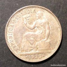 Monedas República: 1 PESETA REPUBLICA ESPAÑOLA 1933. *3=4.. Lote 233001810