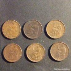 Monedas República: 50 CÉNTIMOS 1937. REPUBLICA ESPAÑOLA. COBRE. MADRID. (6). Lote 233010100