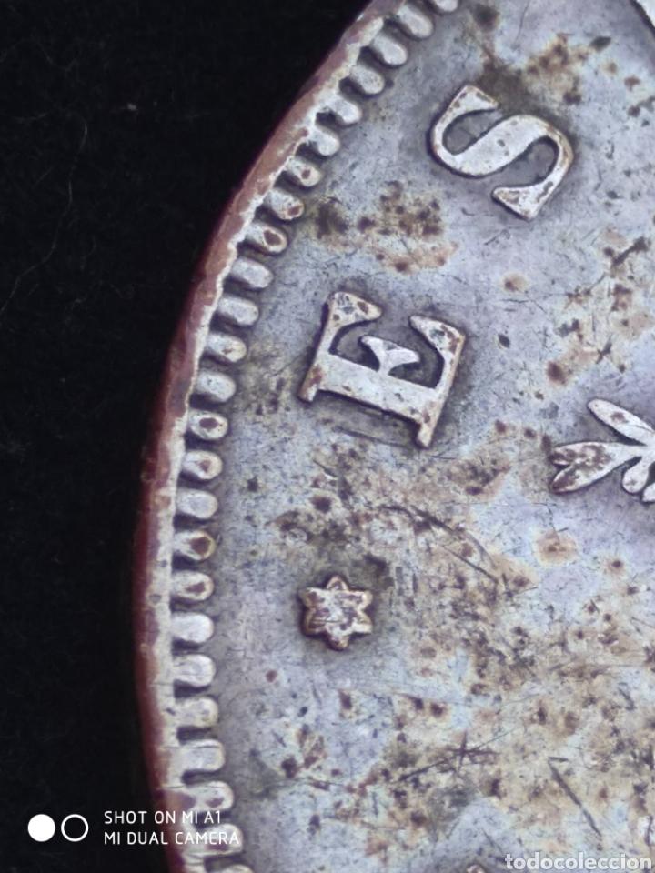 Monedas República: Moneda original 5 Pesetas 1870 *18*70 Madrid SN M., Muy bien conservada - Foto 13 - 237810600