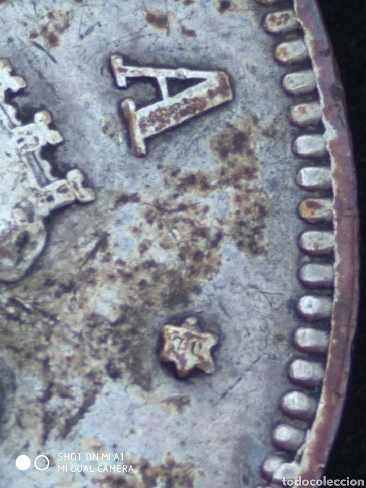 Monedas República: Moneda original 5 Pesetas 1870 *18*70 Madrid SN M., Muy bien conservada - Foto 19 - 237810600
