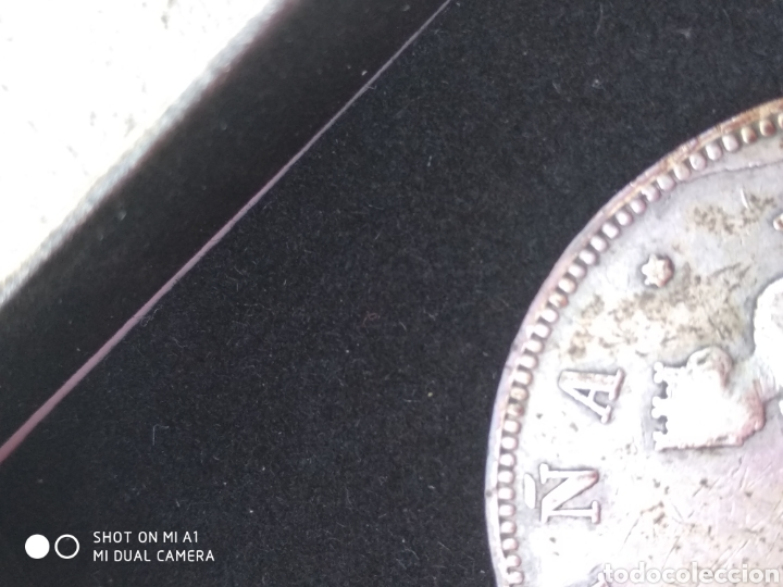 Monedas República: Moneda original 5 Pesetas 1870 *18*70 Madrid SN M., Muy bien conservada - Foto 48 - 237810600