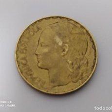 Monedas República: 1 PESETA DE 1937... BONITA...LA DE LAS FOTOS. Lote 243475750