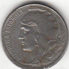 Monedas República: REPUBLICA: 5 CENTIMOS 1937. Lote 245048685