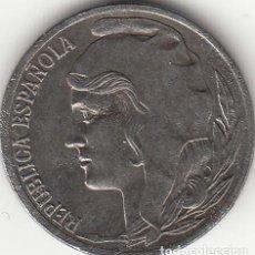 Monedas República: REPUBLICA: 5 CENTIMOS 1937. Lote 245049095