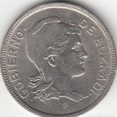 Monedas República: GUERRA CIVIL: 2 PESETAS 1937 EUZKADI. Lote 245051825