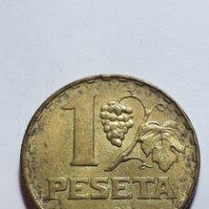 Monedas República: MONEDA DE LA REPÚBLICA ESPAÑOLA 1 PESETA DE 1937 MONEDA ESPAÑA. Lote 247197110
