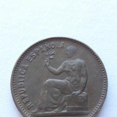 Monedas República: 50 CÉNTIMOS 1937 PESETA ESTRELLA 3 MONEDA ESPAÑA. Lote 248491295