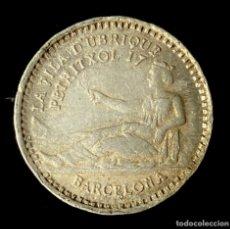 Monedas República: FICHA PUBLICITARIA- AÑOS 20-BARCELONA N085. Lote 252437930