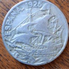 Monedas República: LOTE DE MONEDA 25 CENTIMOS 1925 ESPAÑA. Lote 254623785