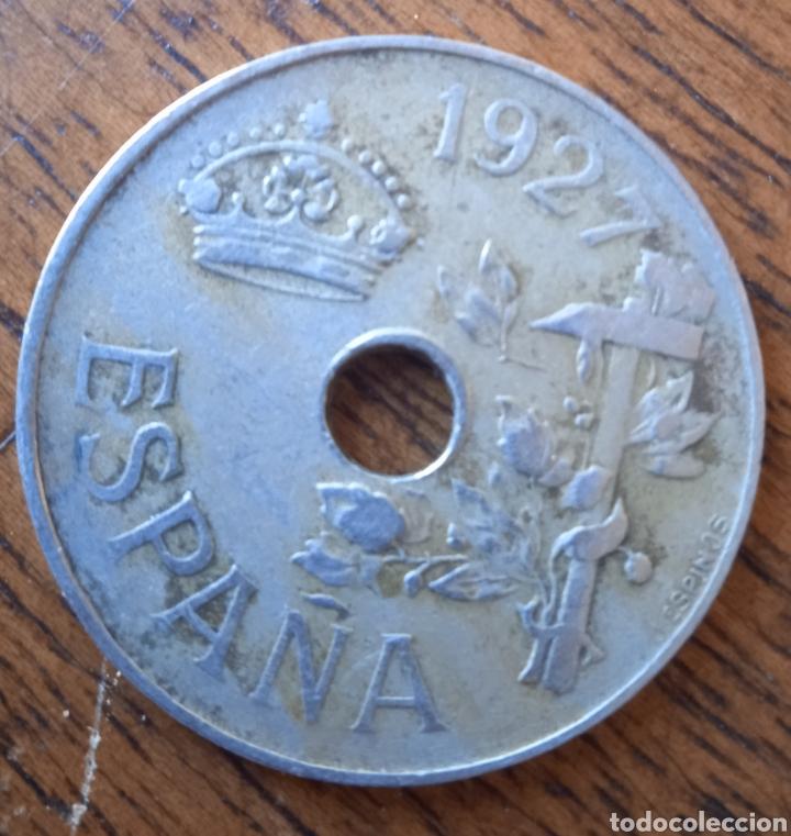 25 CENTIMOS MONEDA (Numismática - España Modernas y Contemporáneas - República)