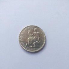 Monete Repubblica: MONEDAS- 1 PTA DE PLATA DE LA REPUBLICA DE 1933 ( 3-4 ),. Lote 260274185