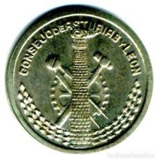 Monnaies République: XS- ASTURIAS Y LEON 1937 50 CÉNTIMOS GUERRA CIVIL 1937. Lote 262320785