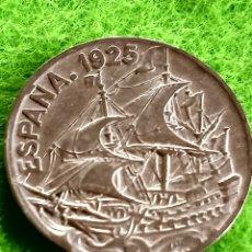 Monedas República: ANTIGUA MONEDA DE 25 CENTIMOS DE 1925.. Lote 263728065