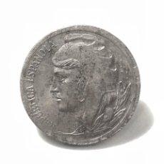 Monedas República: 5 CÉNTIMOS DE 1937 , II REPUBLICA ESPAÑOLA . MBC. Lote 269748083