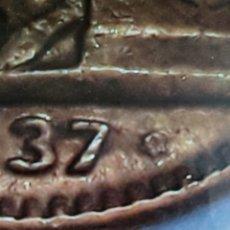 Monedas República: MONEDA 50 CÉNTIMOS 1937 (*3-4). Lote 278875258