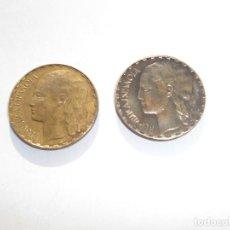 Monnaies République: MONEDAS. Lote 281039328