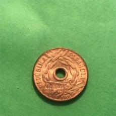 Monnaies République: MONEDA COIN 25 CENTIMOS 1938 ESPAÑA SIN CIRCULAR UNC DIFICIL!!!!!. Lote 287607003