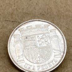 Monedas República: MONEDA DE PLATA UNA PESETA 1933. Lote 288613908