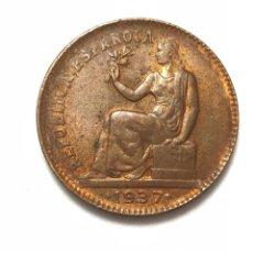 Monedas República: MONEDA DE 50 CÉNTIMOS DE 1937. II REPUBLICA.MUY BIEN CONSERVADA.. Lote 288702058