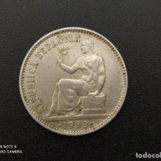 Monedas República: 1 PESETA DE 1933..*3 *4...PLATA.. REPÚBLICA...MUY BONITA.... LA DE LAS FOTOS. Lote 289526558