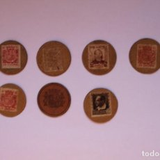 Monedas República: MONEDA CARTON. Lote 293450813