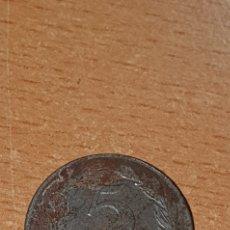 Monedas República: 5 CENTIMOS 1937 REPÚBLICA ESPAÑOLA. Lote 294950943