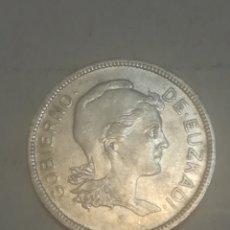 Monedas República: MONEDA 2 ( DOS ) PESETAS. GOBIERNO DE EUZKADI ( EUSKADI ). 1937. GUERRA CIVIL.. Lote 295877048
