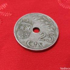 Monedas República: MONEDA DE 25 CTM DE FRANCO. Lote 296729688