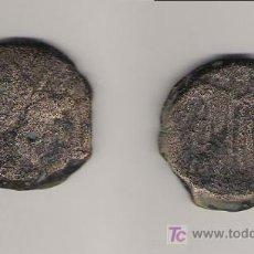 Monedas Roma República: 79-AS. ACUÑACIÓN HISPANA. JANO BIJUANTE. BC. Lote 23140083