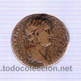 SESTERCIO DE ADRIANO. (Numismática - Periodo Antiguo - Roma República)